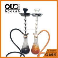 2015 New design hookah zinc shisha hookah high quality hookahs