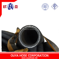 High quality rubber hose and sand blast pipe high wear-resisting rubber hose and high pressure pipe