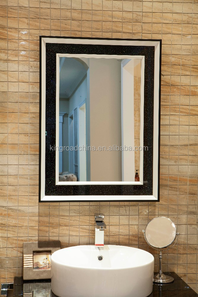 Luxury wall mirrors decorative bathroom mirror bathroom for Decorative wall mirrors for bathrooms
