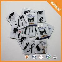 15-00154 Wholesale goods from china pvc magnets frame fridge madrid souvenir fridge magnet