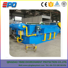 Dissolved Air Floatation ( DAF )Machine for Oil - water seperation , DAF Oily/printing and dyeing Sewage Treatment Plant