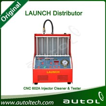 2015 Wholesale for launch CNC602A Injector cleaner and tester launch cnc602a with factory price