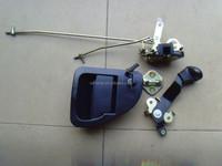 e320c e320d door lock,cab cabin lock for excavator 320c,320d