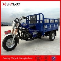 China Hot Sale OEM New Products Flatbed Trike/Cargo Trike For Sale/125Cc Trike Scooter