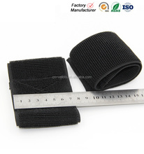 High stretch wrist velcro elastic bands/outdoor sports watch band with elastic velcro