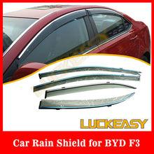 Car window vent visor Car sun visor Car Door Visor for BYD F3