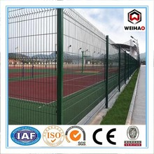 2015 high quality diamond mesh fence wire fencing (13 years factory)