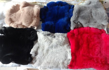 2015The New Produce Real Animal Rex Rabbit Fur Skin
