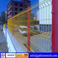 China professional factory,high quality,low price,cyclone fence(ISO9001,CE,SGS)