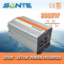 Specialized 3000W dc 12v with remote control for pump tool inverter