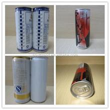 250ml aluminum slim can