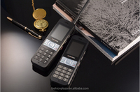 Anti-theft function long talk time mobile feature phone with power bank application