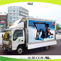 Advertising Screen outdoor full color scooter advertising trailer led display,outdoor led screen moving advertisement van