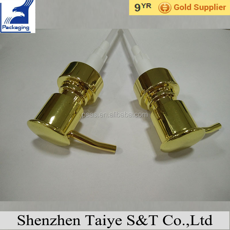 28mm gold stainless steel pump-1.jpg