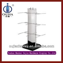 bastidor para colgado de ropa interior / torre de soporte de ropa interior / accesorio de tienda de ropa interior