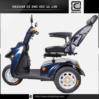 collapsible chinese BRI-S06 scooter and motorcycle