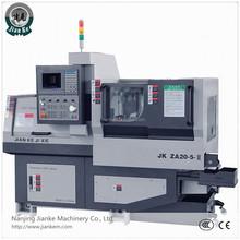 Swiss Type Mini CNC Lathe Machine ZA16/20-5