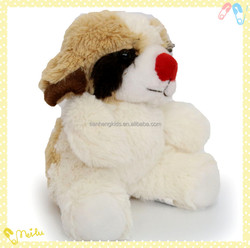 big head lifelike wedding plush stuffed fish dog pet toy for kids floppy dog