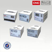 Newly design single phase SVC voltage stabilizer 500 kva