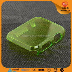 2015 New design top selling PC cover protector for Apple Watch case protective