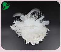 Handmade Head Flower Crystal Rhinestone Hair Bands Hair Ornaments Pearl Diamond Wedding Dress Bridal Headdress