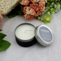 Aroma Tin candle/Tin metal candle/Tins massage candle