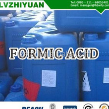 High Quality with Low price Formic acid industrial grade 85% Formylic acid