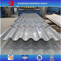 High Quality Corrugated Gi Galvanized Steel Sheet Matel Roofing