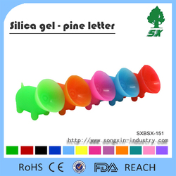 Promotion Silicone Mini Pig Shape Mobile Phone Cell Phone