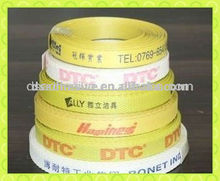 ISO9001 Packing Strap factory/packing material/tape/printed tape