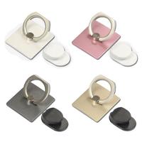 2015 New Reusable 360 Degree Rotation Sticky Finger Ring Holder For Mobile Phone Ring Holder For Smartphone Ring