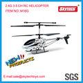 hotsale nuevo 2.4G RC helicóptero de radio control