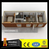 Cheap nice great granny flat container house price prefab for sale