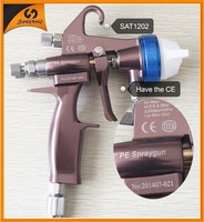 2015 Chine best tools PE double nozzle spray gungun foam kit