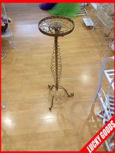 wholesale hot popular cheap wedding flower stand decoration