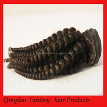 alibaba express wholesale price hair 7a Grade Afro kinky twist curl braid for hair extension