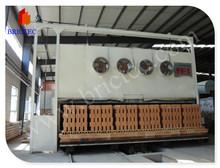 Ofrecemos horno industrial para fabricación de ladrillo,su diseño y construcción