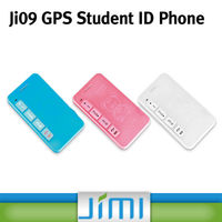 JIMI Ji09 Big Keyboard Mobile Phone For Kids GPS Tracker With Family Number