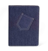 2015 new design multifunctional jean case for ipad air 2