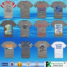 Empresa tomada não nome novas camisas modelo t para ser fabricados