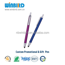 Small stylus touch pen with your logo