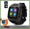 Factory !! waterproof dual core 3G android 4.2 OS wifi GPS android smart watch