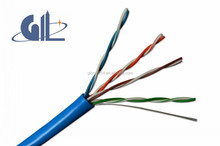 Indoor 305m 24AWG UTP Network Cable Cat5e