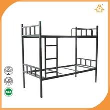 Metal,metal tube with powder coating Material and Commercial Furniture General Use metal bunk bed