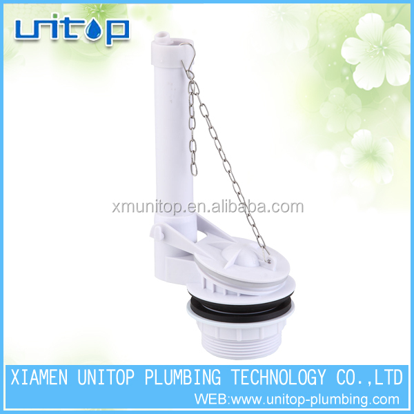 types toilet flushing mechanisms of upc flapper flush