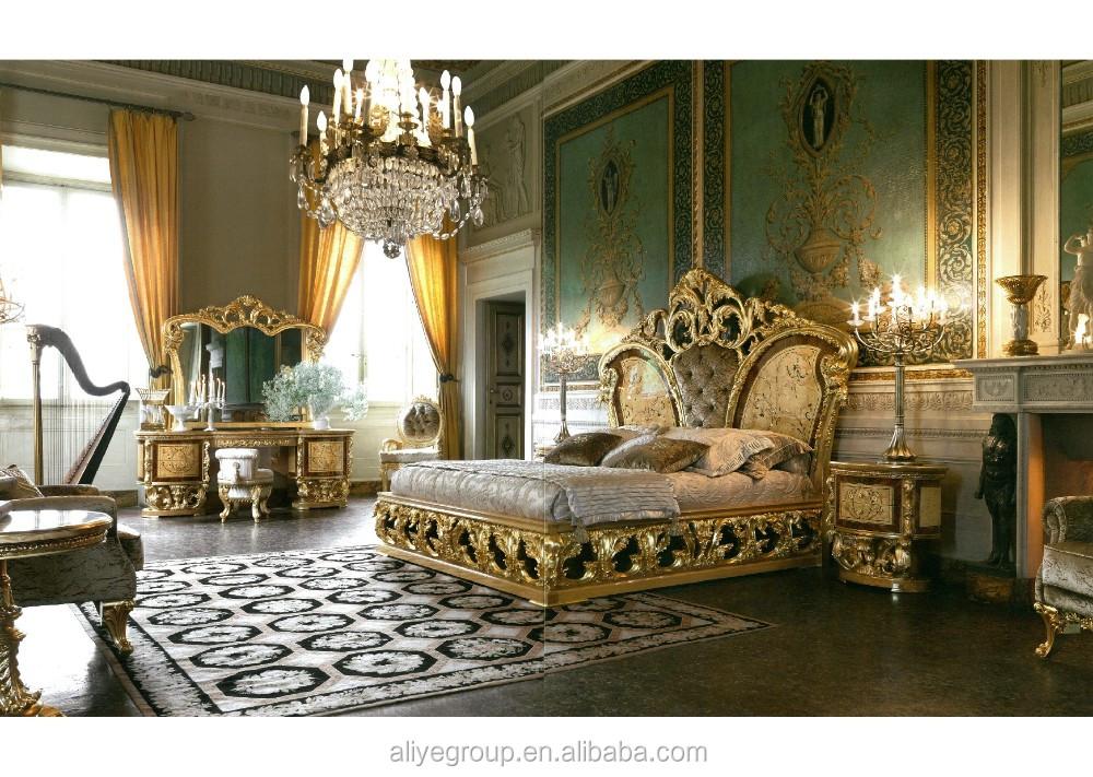 gdm 001 luxury palais italien classique meubles de luxe meubles sculpture baroque mod les lots. Black Bedroom Furniture Sets. Home Design Ideas