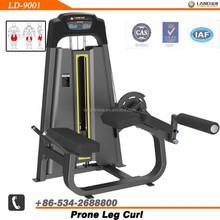 Land newly developed LD-9001 Prone Leg Curl gym machine professional