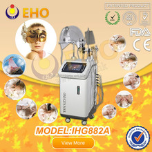 alibaba express china!! Newest RF/supersonic/BIO/oxygen/magic hand/LED facial care equipment /machine/device