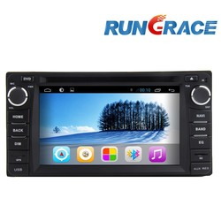 Toyota Hilux 2001-2010 android 2 din car dvd player gps radio