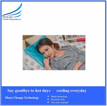 30*40cm cooling sheet for body healthy/baby sleeping pillow